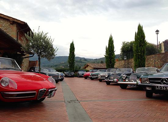 Gastenboek Alfa Romeo